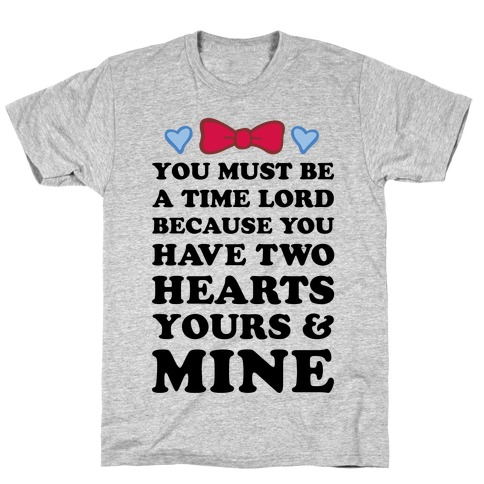 Time Lord Love T-Shirt