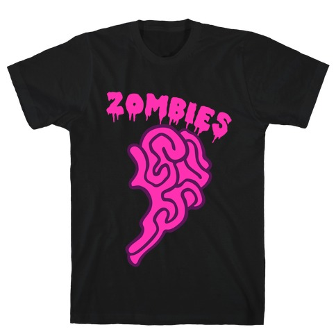 Best Zombies Pink (Part 2) T-Shirt
