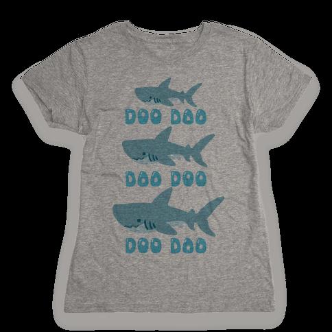 Baby Shark Womens T-Shirt
