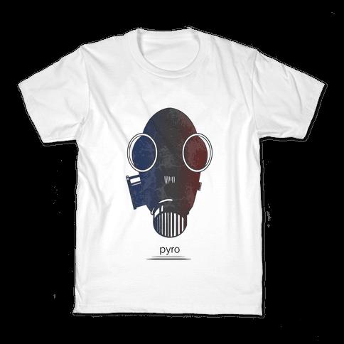 Team Fortress 2 (Pyro) Kids T-Shirt