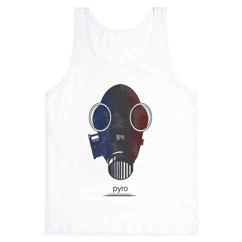 Team Fortress 2 (Pyro) Tank Top