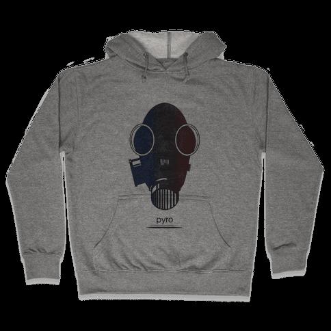 Team Fortress 2 (Pyro) Hooded Sweatshirt