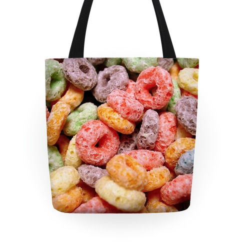 Cereal Tote Tote