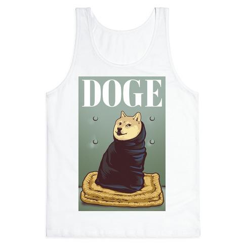 Fashion Doge (vogue parody) Tank Top