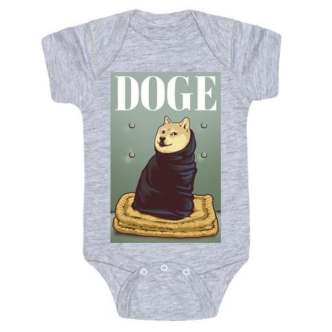 Fashion Doge (vogue parody) Baby Onesy