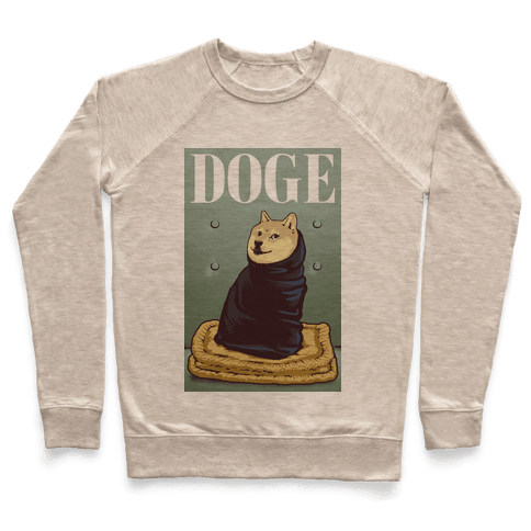Fashion Doge (vogue parody) Pullover