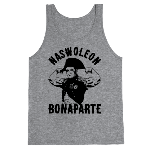 Naswoleon Bonaparte Tank Top