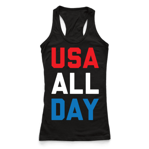 USA All Day