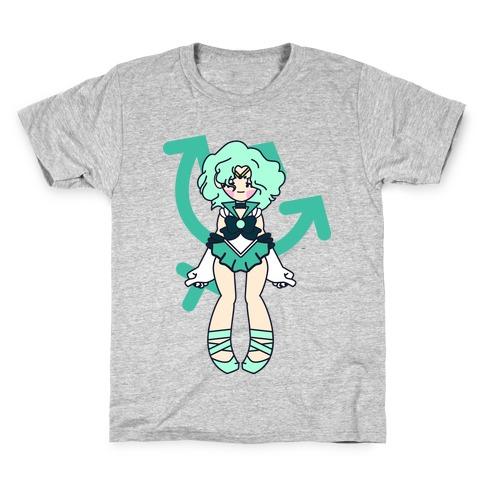 Pretty Gardian: Neptune Kids T-Shirt