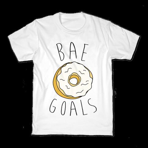Bae Goals Kids T-Shirt