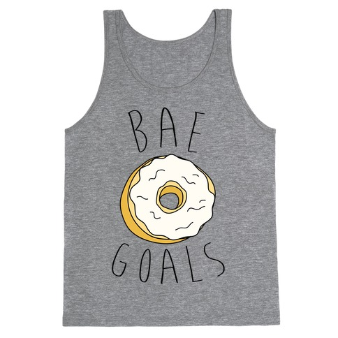 Bae Goals Tank Top