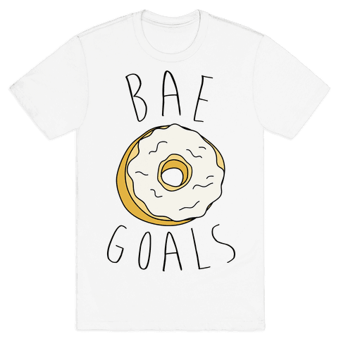 Bae Goals Mens T-Shirt
