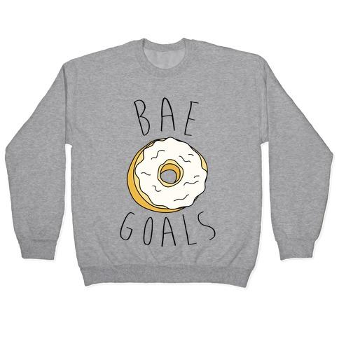Bae Goals Pullover