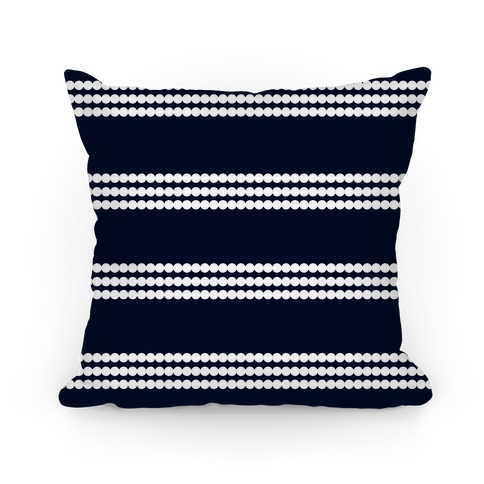 Dot Pattern Pillow Pillow
