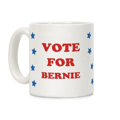 Vote For Bernie Coffee Mug