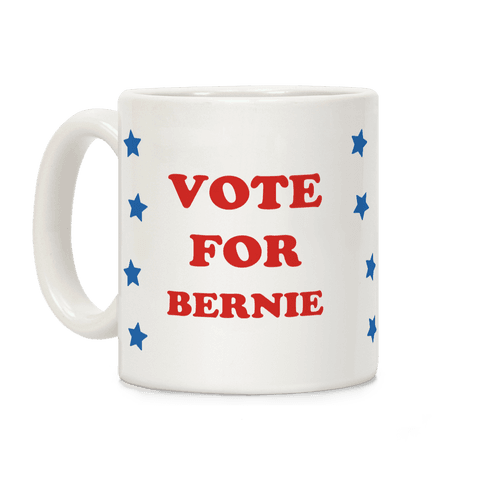 Vote For Bernie Coffee Mug
