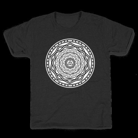 Twilight Princess Sigil Kids T-Shirt