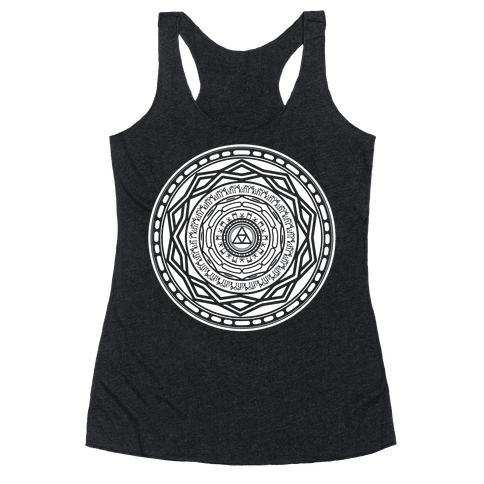 Twilight Princess Sigil Racerback Tank Top