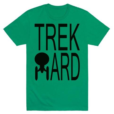 TREK HARD T-Shirt