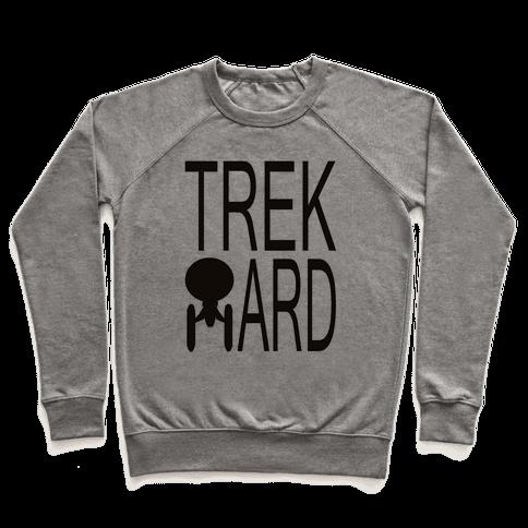 TREK HARD Pullover