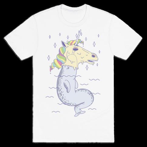 Unicorn Impostor Mens T-Shirt