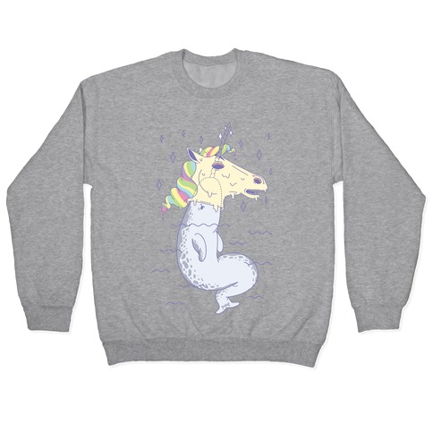 Unicorn Impostor Pullover