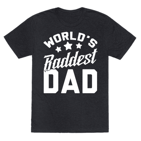 World's Raddest Dad