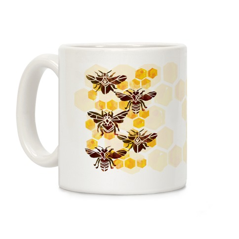 Bee Kingdom Coffee Mug