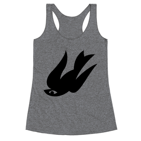 The Bird Racerback Tank Top