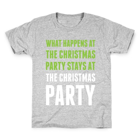 Christmas Party Kids T-Shirt