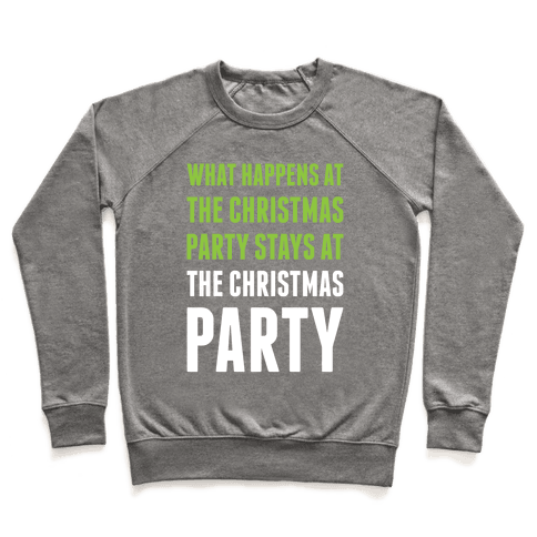 Christmas Party Pullover