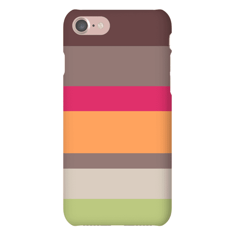 Bright Stripe Case Phone Case