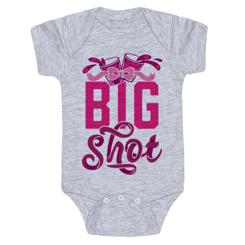Big Shot (Sorority) Baby Onesy