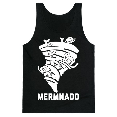 Mermnado Tank Top