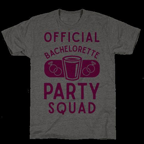 Official Bachelorette Party Squad