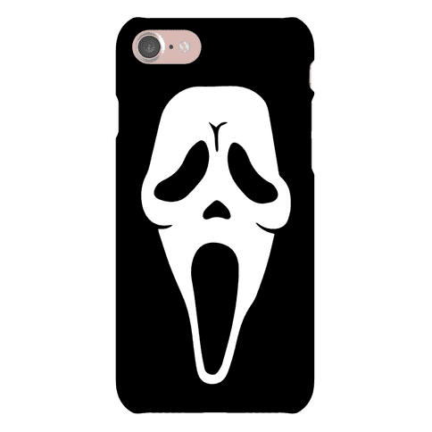 Scream Phone Case