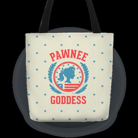 Pawnee Goddess Tote