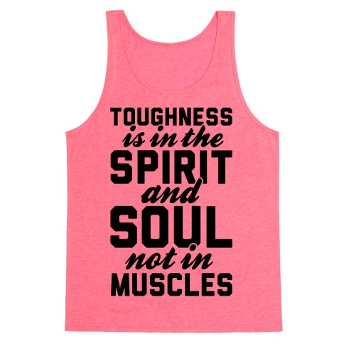 Toughness Tank Top