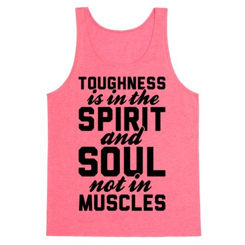 Toughness Tank Top