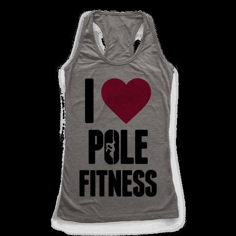I Love Pole Fitness