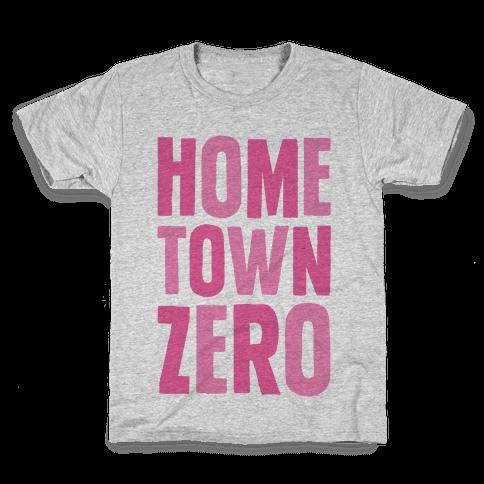 Hometown Zero Kids T-Shirt