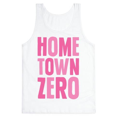 Hometown Zero Tank Top