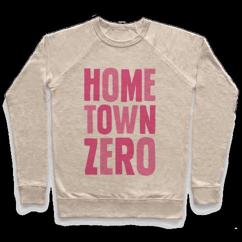Hometown Zero Pullover