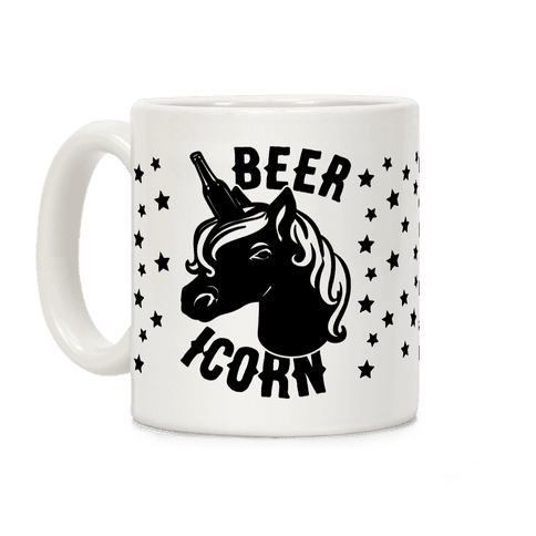 Beer-icorn Coffee Mug