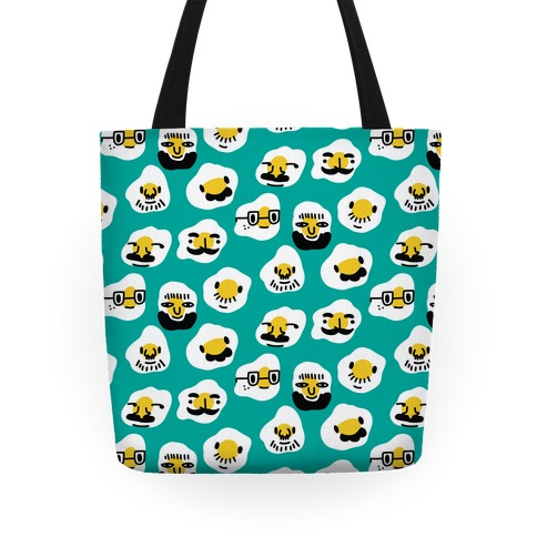 Egg Daddy Pattern Tote