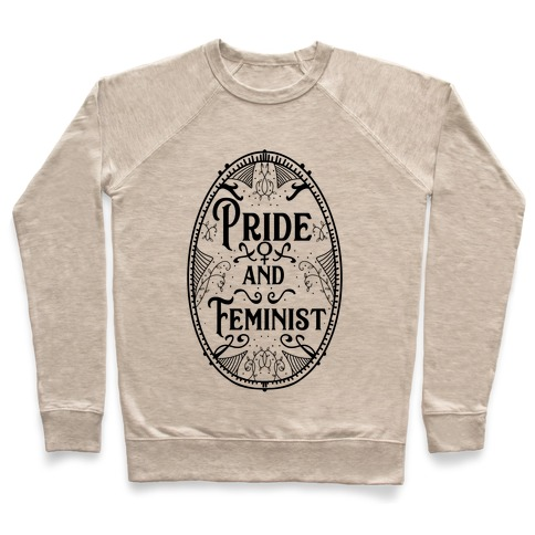 Pride and Feminist Pullover