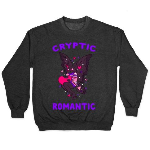 Cryptic Romantic Pullover