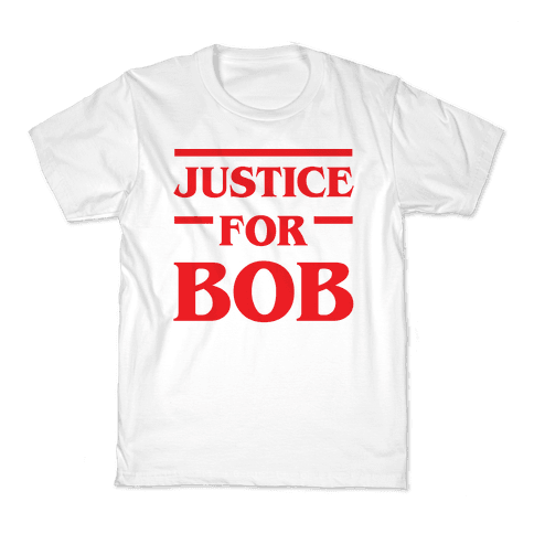 Justice For Bob Kids T-Shirt
