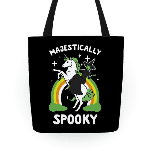 Majestically Spooky Tote