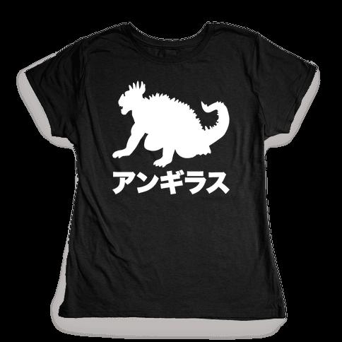 Anguirus  Womens T-Shirt